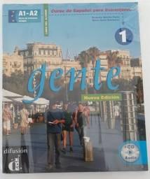 Gente 1 Libro del Alumno / Trabalho - A1 e A2 - Espanhol