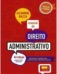 Manual De Direito Administrativo - 4 Ed. - Alexandre Mazza