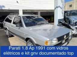 Parati 1.8 Ap 1991 com gnv - 1991