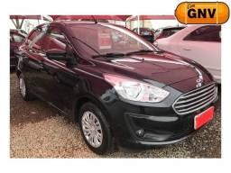 Ford Ka+ (Sedã) com GNV. Entrada a partir de 7.500,00 + Fixas de 623,00 - 2018
