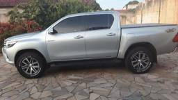 Hulix srx top diesel particular único dono Carro impecável  - 2017