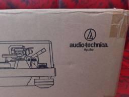 Toca discos raveo nova na caixa