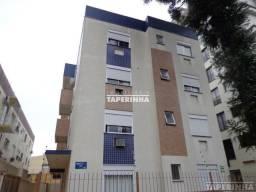 Apartamento para alugar com 1 dormitórios em Nossa senhora de fátima, Santa maria cod:3400