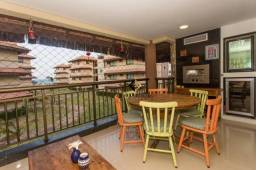 Apartamento Porto das Dunas com 3 dormitórios à venda, 101 m² por R$ 940.000 - Porto das D