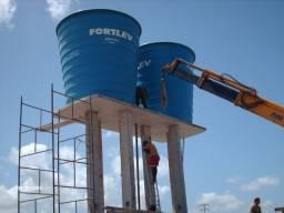 Estruturas para Caixa D Água Pré-Moldadas
