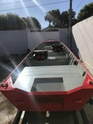 Barco 5 metros com Carreta Rodoviária - tudo 2020