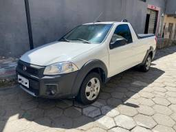 Fiat Strada Hard Working 1.4 2017 Branca