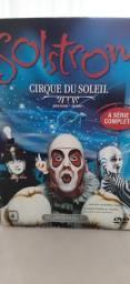 DVDs cirque du Soleil