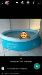 Vendo piscina 2.300litros