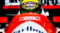 Formula 1 A. Senna As Melhores Corridas em 4 DVDS