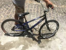 Troco em celular bicicleta Caloi 24