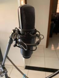 Microfone condenser