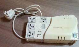 Estabilizador Eletrônico P/ Pc 300va 110v
