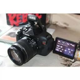 Canon t3i vendo ou troco