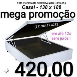 Cama baú !!!! O menor preço de Brasília !!! A melhor qualidade !!!!