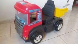 Mini VEÍCULO CAMINHÃO Pedal Magic Toys