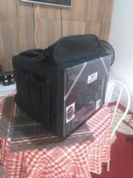 Bag mochila bolsa térmica para entregadores