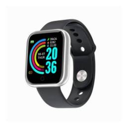 Y68 Relógio Inteligente D20 Bluetooth Digital Homens Esporte