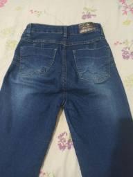 Calça Jeans Sawary - Modela bumbum - 34