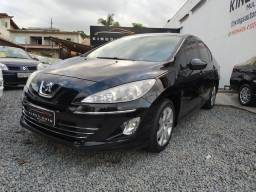 Peugeot 408 2011 Completo