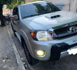 Toyota Hilux SRV 4x4 diesel 3.0 turbo intercooler