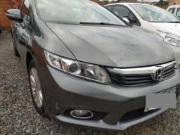 Honda Civic LXR -Ano 2014-Automático *Veículo top demais