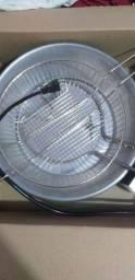 Fritadeira elétrica de 5 litros promoção!