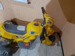 Moto infantil 500