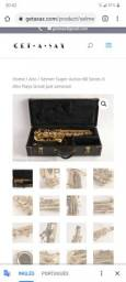Sax Selmer Super Action serie 2