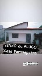 Vendo ou alugo Casa Parauapebas