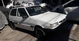Peças Uno Mille Smart 1.0 - 2001