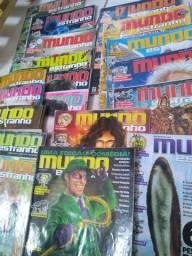 Revista mundo estranho 19 edições