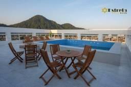 Apartamento com 1 dormitório à venda, 64 m² por R$ 370.000,00 - Canto do Forte - Praia Gra
