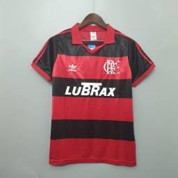 Camisa retro flamengo 1990 promoção pronta entrega!