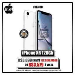 Iphone XR 128gb Branco, lacrado.