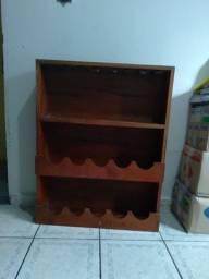 Adega / Bar de madeira