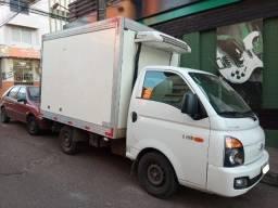 Hyundai Hr 2.5 tci diesel 2014 bau refrigerado