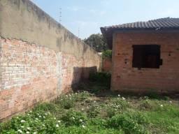 Vende-se  ou Troco por Sítio  , Um Terreno com Casa em construção