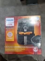 Fritadeira TURBOFRYER Philips Walita 127v