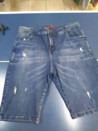Bermuda jeans navyway