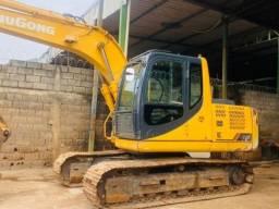 VR) Escavadeira Liugong 915D, Ano 2011