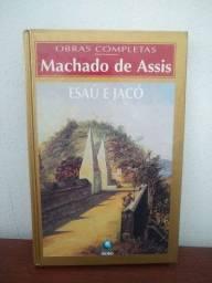 Livros Usados - coleção Machado de Assis (dom casmurro, Esaú e Jacó...)