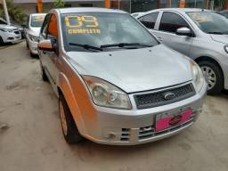 Ford Fiesta 1.6 2009 completo + Gnv ( Entr 2mil + 48x 423,00)