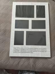 Painel metálico para foto