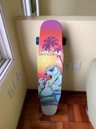 Longboard hondar completo freeride 40 polegadas