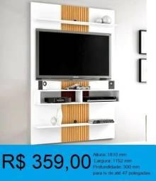 painel de tv madeira rustica -compre pelo whatssap e pague na entrega!