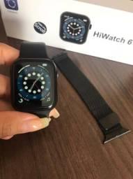 Smartwatch T500+ Pro Tela Infinita