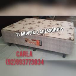 Cama Box casal ////