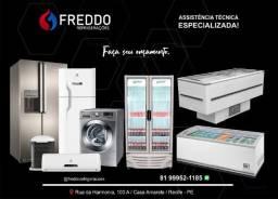 Assistência Técnica Geladeira Freezer etc