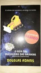 Livro usado O guia do mochileiro das galáxias Volume 1